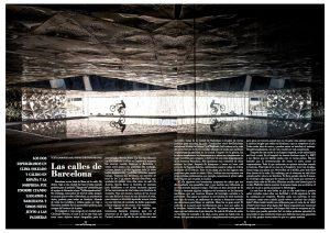 Dominik Raab berichtet über eine Reise nach Barcelona im Wallride Magazine