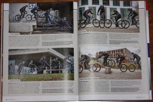 Dominik Raab gibt Fahrtechnik Tipps im Mountainbike Magazin