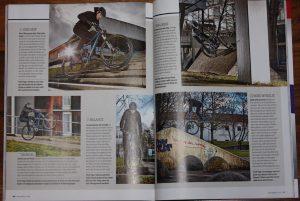 Dominik Raab hat eine Story im Mountainbike Magazin