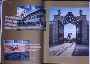 Dominik Raab und Sebastian Grubinger im Lines Magazine