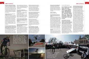 Interview mit Dominik Raab im Radsportszene Magazin
