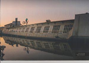 Dominik Raab hat ein Bild aus Linz in einem deutschsprachigen Magazin