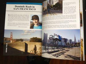 Dominik Raab berichtet über eine Reise nach Amerika