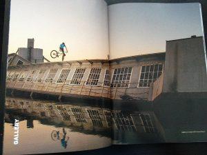 Foto von Dominik Raab im Upside Down Magazine