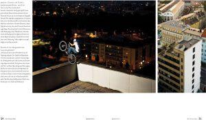 Show Biker Dominik Raab im Pedaliero Magazin