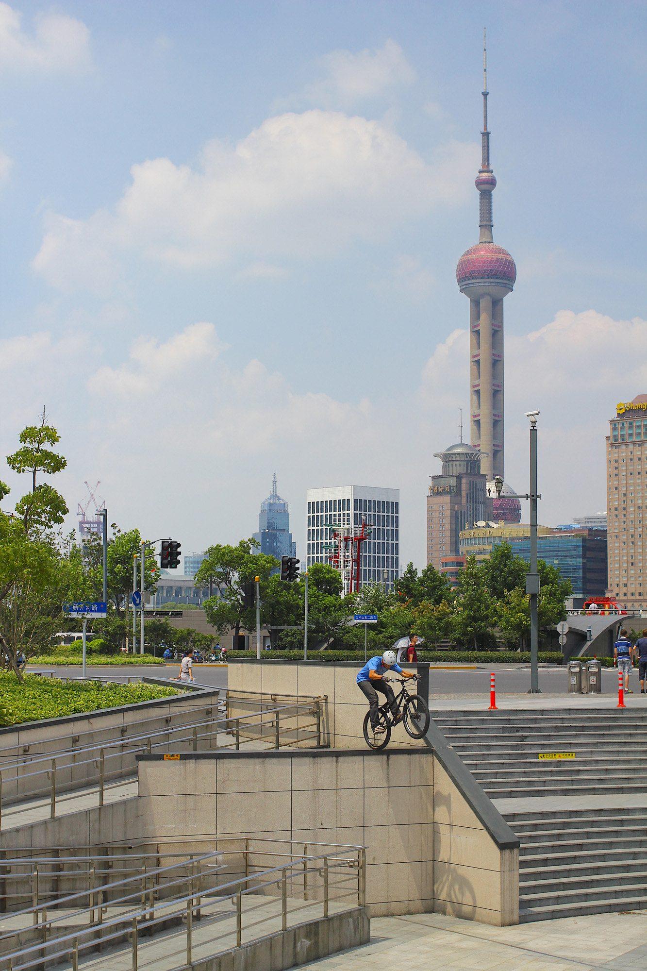 Dominik Raab in China